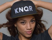 KNQR Snap Back Cap